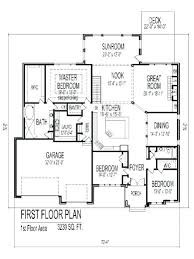 single story house plans without garage 3 bedroom house plans no garage floor plan 3 bedroom 3 car