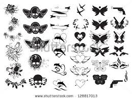 tattoo butterfly stock images royalty free images u0026 vectors
