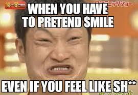 Smile Funny Meme - 5 funny memes describing feelings of hotel employees