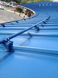 Southern Roofing Tampa by The Berridge Cee Lock Standing Seam Metal Roofing System Is An