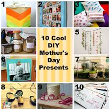 Mother S Day Gifts Homemade by Furniture Beautiful Homemade Gifts By Childs For Inspiring Cool