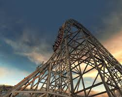 Goliath Six Flags Six Flags Great America Präsentiert Neue Spektakuläre Artworks