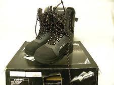 clearance s boots size 11 hmk snowmobile boots ebay