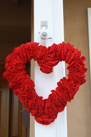 valentine days cheap front door decorations for happy valentine