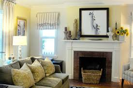 interior design family room tv on wall warm interior design brown