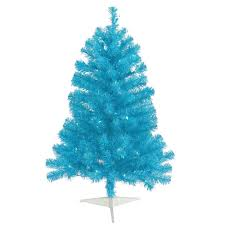 vickerman 3ft sky blue 105 tips tree 50 teal mini