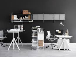 Height Adjustable Desk Electric by Buy The String Works Height Adjustable Desk At Nest Co Uk