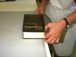 a simple book repair manual new spine