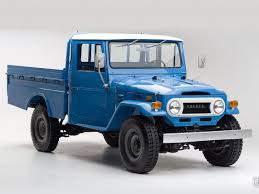 jeep truck prerunner silverado prerunning tow rig 1974 toyota land cruiser fj45