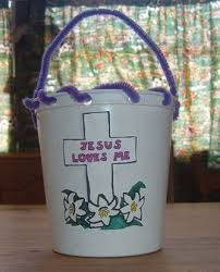 christian easter baskets bible school craft ideas thriftyfun