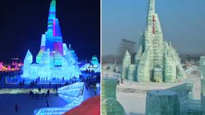 harbin snow and ice festival 2017 harbin international ice and snow festival opens in northeast