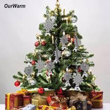 aliexpress com buy ourwarm 10 set christmas pendant drop