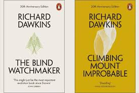 Richard Dawkins Blind Watchmaker Every Copy Of These Reissued Richard Dawkins Books Is Unique