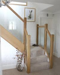 Glass Banister Uk Glass In Rail Staircases The Stair Glass Company Wirral U0026 Liverpool