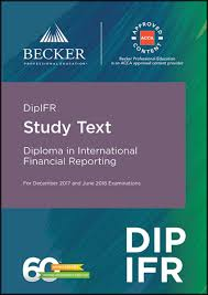 dipifr diploma in international financial reporting december