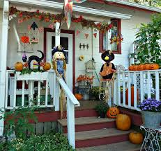 hanging bats halloween decor tremendous home front porch decor using halloween themes featuring