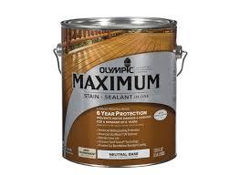 olympic maximum semi transparent lowe u0027s wood stain consumer