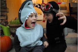 shark and scuba diver halloween costumes oleander palm