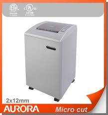 Home Paper Shredders by Aurora As1540cd Plastic Paper Shredder 15 Sheet A4 Micro Cut