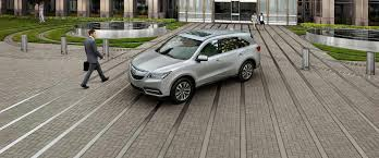 the 2016 acura mdx a seven seater suv for chicagoland families
