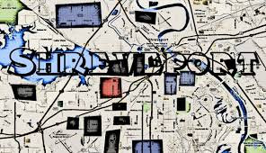 Gang Map Los Angeles by Ratchet City
