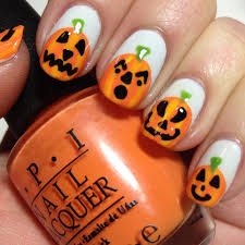scary halloween nails nail art designs 2016