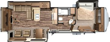 bunkhouse 5th wheel floor plans crtable