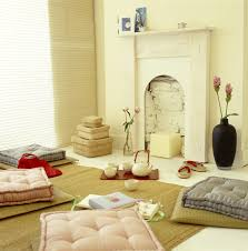 Asian Living Room Design Ideas Gray Pink White Asian Living Room Living Room Design Ideas Lonny