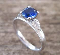 simple sapphire engagement rings leaf engagement ring sapphire engagement ring antique engagement
