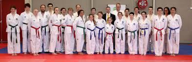 international taekwon do current umpire courses