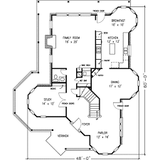 victorian style house plan 4 beds 2 50 baths 3163 sq ft plan
