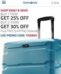 samsonite black friday 2017 sale luggage deals black friday