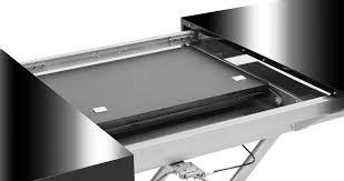 Table Verre Noir Extensible by Table Basse Relevable Extensible Ella Noir U2013 Phaichi Com