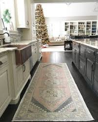 Kitchen Area Rug Trending Colorful Rugs In The Kitchen Rounding Kitchens And