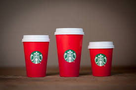 Starbucks Christmas Decorations The War On Christmas Cups