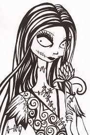 44 best black and white nightmare before christmas tattoos images