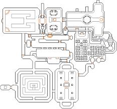 rpg floor plans e1m4 return to phobos doom wiki fandom powered by wikia