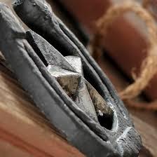 paper clay horseshoe ornament ornaments