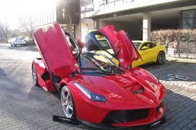 laferrari price used laferrari goes on sale for 3 2 million