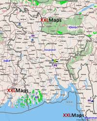 Map Of Bangladesh Tourist Map Of Bangladesh Free Download For Smartphones Tablets