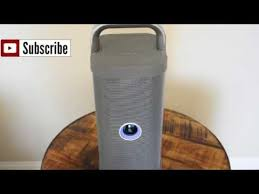 big blue party best bluetooth speaker the big blue party by brookstone