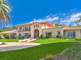 Santa Fe Style House Spanish Style Rancho Santa Fe Real Estate Rancho Santa Fe Ca