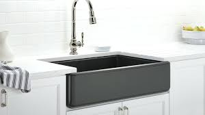 Stainless Steel Apron Front Kitchen Sinks Apron Kitchen Sink Canada When And How To Add A Copper Farmhouse