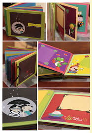 personalized album personalized ilustrated scrapbook album by mjdaluz on deviantart