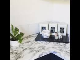 contact paper how to cover a bench top with marble contact paper youtube