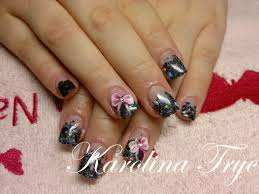 cute gel nail designs nail art