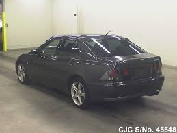 lexus altezza stock 2002 toyota altezza gray for sale stock no 45548 japanese