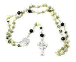 connemara marble rosary connemara kilkenny marble gifts the counties of ireland