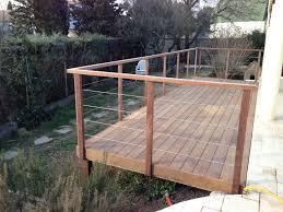 jacuzzi bois exterieur pour terrasse terrasse hauteur garde corps zimerfrei com u003d idées de design