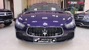 maserati purple 2015 maserati ghibli youtube